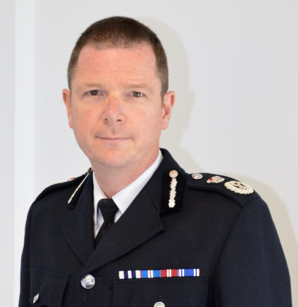Ales Marshall - Chief Constable 2008-2013