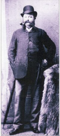 William Morton (born 1843, Westminster)  (previously served in the Metropolitan Police) Head Constable 1875 – 1893